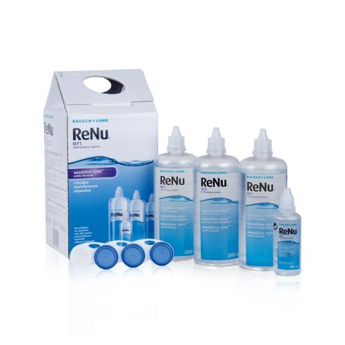 ReNu MPS Sensitive Eyes Multipack 3x360ml & 60ml
